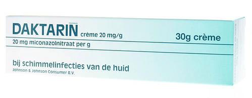 Daktarin Creme Tegen Schimmelinfecties