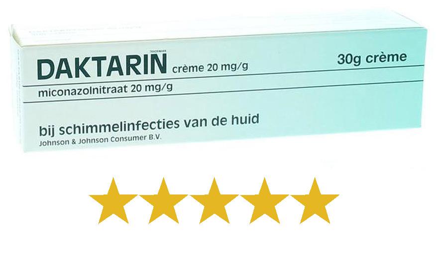 miconazol tegen een schimmelinfectie